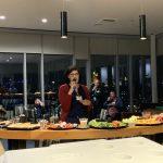 AHW Board Vice President, Nicole Macri